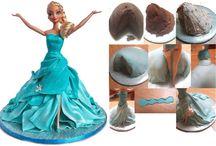 barbie kake