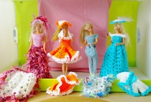 MY FAVOURITE CLOTHES FOR BARBIE / by NannyCheryl Original