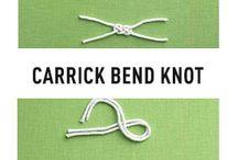 DIY knots