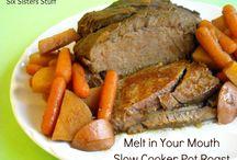 Crockpot Recipes / by Sherry Altizer