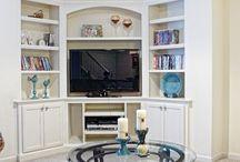 Lounge built-ins