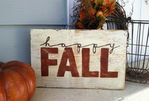 Woodworking Ideas / Making signs / by Kim Wilbourn