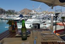 Los Cabos / This destination has 2 areas: San Jose Del Cabo, authentic, old town, with many resorts dotted beachfront. Then Los Cabo, with the Marina, and lots of action.