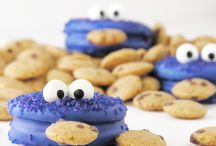 Cute Cookies (Cuki sütik) / Creative Cookies and Muffins Kreatív sütik és muffinok