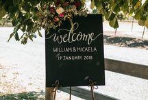Real Weddings | Micaela & Will