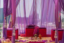 bodas en colores