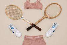 Sporty chic