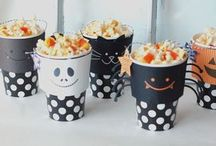 halloween party ideas / by Linda Cencelewski