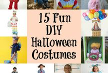 DIY Costumes not only for Haloween / by AttachFromScratch.com