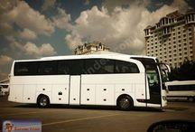 kiralık minibüs kiralık otobüs / Siz değerli misafirlerimizin,  Gerek yurt içi gerekse yurt dışı gezilerinize yönelik,sizlerin kendi hazırladığınız plan ve program dahilinde istenilen türde araç temini hizmeti vermekteyiz