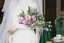 Overarm bouquet