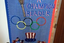 Olympic reading month
