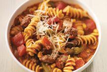Soups / Pasta