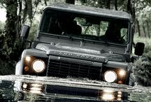 Rover / The famous 4 wheel drives that made the world. I've owned almost a dozen vintage and new alike