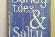 Beachy Signs