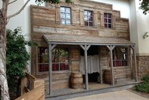 Maisons western