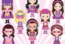 super chicas