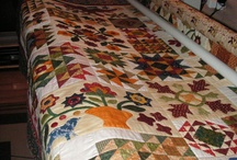 Applique quilts / by Lindsay