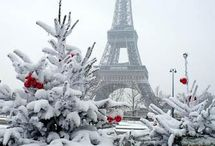 Paris / Paris in winter