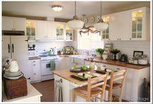 Kitchen ideas / by Kim Brow