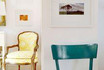 Hanging Art / by Greta Ann Herin
