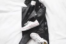 Basic Denim / Black * white * grey * denim * shirts * pink * skinny jeans