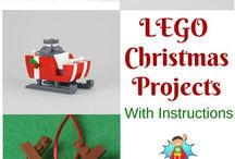 Easy LEGO projects