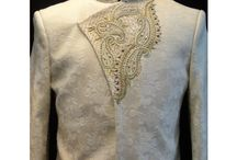 Sherwani Collection / Jugniji.com : A huge sparkling collection of Indian ethnic wear in our attention-grabbing online showroom whose variety is growing every month.## http://goo.gl/z9XfZL