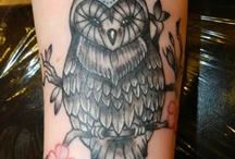 Tattoos / by Kristiana Federico