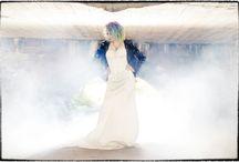 Trash the dress. Caz Holbrook Photography