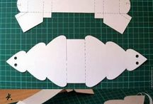 Kağıt Kutu / Çizim / Origami / Peper box