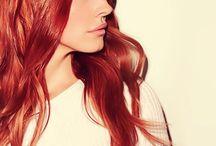 Hair colour reds