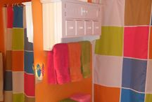 kids bathroom / by Laura Bill McLey