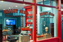 Bright Home Theater Showroom / Bright Home Theater and Audio showroom located at 202 Avenue A