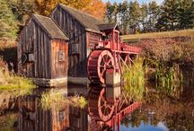 New England! / by Shirley Wojcicki