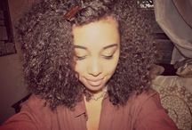 Hair inspiration  / by Myisha Dotson
