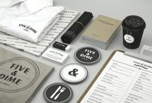 Conception de: BRANDING & IDENTITY / by paperpixel