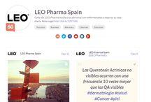 LEO Digital / LEO ve en Social Media una oportunidad de estar cerca del paciente. El equipo de LEO Digital te da a conocer sus campañas y acciones digitales.