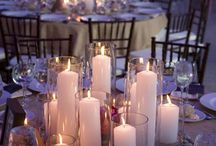 Candle Table Scapes