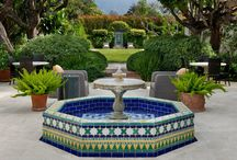 Water Elements / Projects that involve water elements such as pools, hot tubs, and/ or fountains.