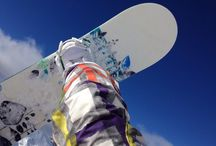 Snowboarding / Reckless life <3