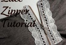 beautiful zipppers