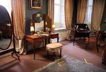 Downton Abbey interiors