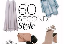 60 Seconds Style Look