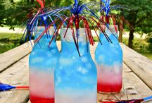 Red, White, & Blue / by Ashley Fowles Long
