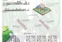 architecture layout & graphic references