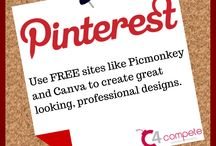 Pinterest tools and tips / Pinterest