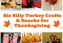 Thanksgiving / All Things Thanksgiving