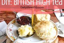 Receipes - British