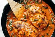 Winter Warmer Recipes / Perfect recipes for when the weather is cold